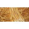 Канитель Гладкая 1 мм - арт. 55 св. золото, уп. 5 гр (~2,7м)