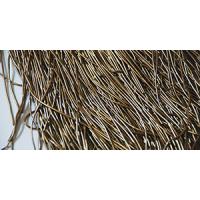 Канитель Гладкая 1 мм - арт. 12 т. латунь, уп. 5 гр (~2,7м)