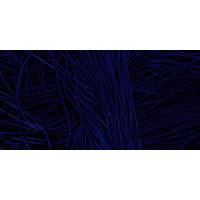 Канитель Гладкая 1 мм - арт. 89 т. синяя, уп. 5 гр (~2,7м)