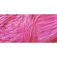 Канитель Трунцал 1,5 мм - розовая (арт. #00030), уп. 5 гр (~2,5 м)