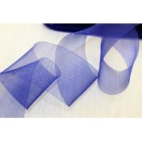 Регилин плоский мягкий, 70мм,1м, цвет синий
