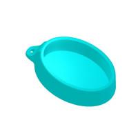 Силиконовая форма Activ Soap Геометрия овал 6х9см арт.024