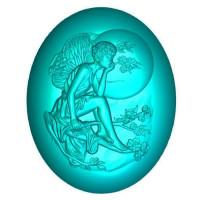 Силиконовая форма Activ Soap Лунная фея арт.017