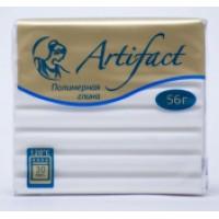 Пластика - полимерная глина Artifact 56г Классический 101 - белый