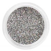 Блестки d-0.3мм, 10гр, серебро, 1шт