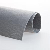 Фетр ср. жесткий, 100% полиэстер, A4 (20х28 см), серый