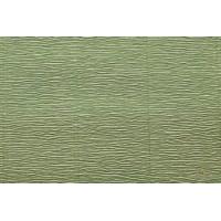 Гофра 50х250 см, Италия, 180гр - 17A8 Оливковый зеленый