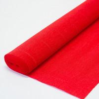 Гофра 50х250 см, Италия, 180гр - 580 Красный