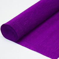 Гофра 50х250 см, Италия, 180гр - 593 Фиолетовый