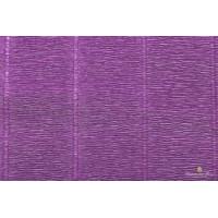 Гофра 50х250 см, Италия, 180гр - 17Е/2 Фиолетовый