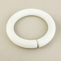 Кольцо из пенопласта с прорезью, 19см