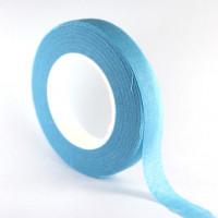 Флористическая тейп-лента, цвет - голубой, 13мм х 27м
