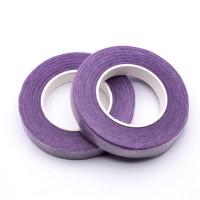Флористическая тейп-лента, цвет - фиолетовый, 13мм х 27м