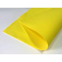 Фоамиран Китай лист 50х50см 14-жёлтый