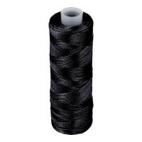 Нитки Капрон обувной 9К 200м 100% полиамид (черный)