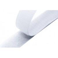 Липучка 25мм (белый) 1м