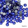 Стеклянные термостразы ss16 (3,8 - 4 мм), уп. 2 гр (~65 шт.), Sapphire - синий