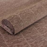 Гофра 50х250 см, Италия, 180гр - 614 Серо-коричневый