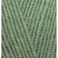 Пряжа LanaGold (Лана голд), ALIZE (Турция), 240м, 100гр, 49% шерсть, 51% акрил, 180 Серебрянная сосна