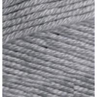 Пряжа Bella (Бэлла), ALIZE (Турция), 180м, 50гр, 100% хлопок -  87 Угольно-серый
