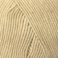 Пряжа -SuperLana Klasik (СуперЛана Класик), ALIZE (Турция), 280м, 100гр, 25% шерсть, 75% акрил - 310 Медовый