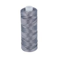 Нитки Капрон обувной 3К 200м 100% полиамид (серый)