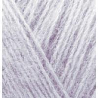 Пряжа AngoraGold (Ангора голд), ALIZE (Турция), 550м, 100гр, 10% мохер,10% шерсть, 80% акрил, 71 - Серо-лиловый