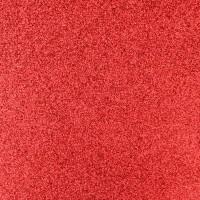 Глиттерный фоамиран, толщина 2мм, 20х30 см - красный перламутровый, 1 лист