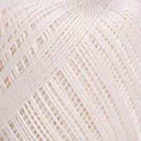 Пряжа Iris (Ирис), YarnArt (Турция), 138м, 20гр, 100% Хлопок мерсеризованный, 911 - Пломбир