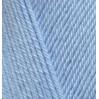 Пряжа Diva (Дива), ALIZE (Турция), 350м, 100гр, 100% микрофибра, 350 - Голубой светлый