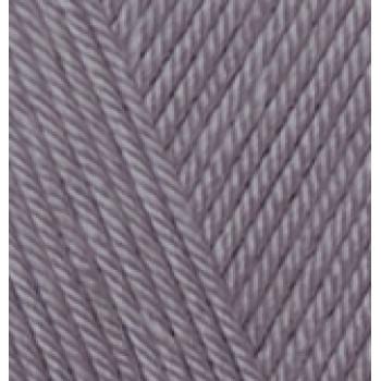 Пряжа Diva (Дива), ALIZE (Турция), 350м, 100гр, 100% микрофибра, 348 - Серый темный