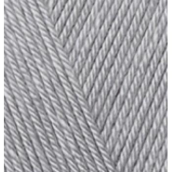 Пряжа Diva (Дива), ALIZE (Турция), 350м, 100гр, 100% микрофибра, 355 - Серый