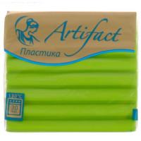 Пластика - полимерная глина Artifact 56г Цветочный 1512 Мохито (св. зеленый)