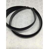 Ободок 15 мм - Черный