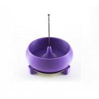 Спиннер (прялка) для нанизывания бисера Spark Beads средний (пластик). Диаметр чаши - 11см, высота - 3,4см