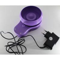 Электрический спиннер (прялка) для нанизывания бисера Spark Beads. Диаметр чаши - 106мм, высота чаши - 32мм, в ассорт.