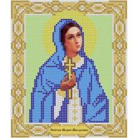 Канва под бисер Матрешкина - Св. Мария Магдалина, 15х20см