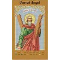 Канва для вышивки бисером Крестомания 046И Святой Андрей