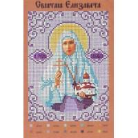 Канва для вышивки бисером Крестомания 041И Святая Елизавета