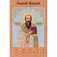 Канва для вышивки бисером Крестомания 048И Святой Василий