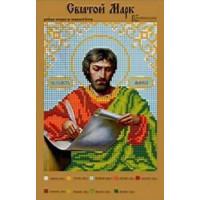 Канва для вышивки бисером Крестомания 092И Святой Марк