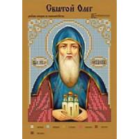 Канва для вышивки бисером Крестомания 088И Святой Олег