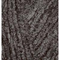 Пряжа SOFTY (Софти), ALIZE (Турция), 115м, 50гр, 100% микрополиэстер, 60 - Черный