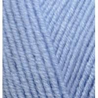 Пряжа LanaGold (Лана голд), ALIZE (Турция), 240м, 100гр, 49% шерсть, 51% акрил - 40 Голубой