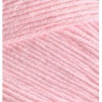 Пряжа Bella (Бэлла), ALIZE (Турция), 180м, 50гр, 100% хлопок -  32 Розовый персик