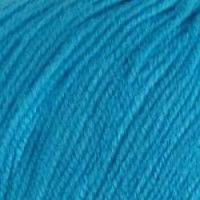Пряжа Baby, Vita (Китай), 400м, 100гр, 100% акрил, 2876-Голубой