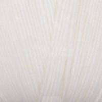 Пряжа Baby, Vita (Китай), 400м, 100гр, 100% акрил, 2880 - Белый