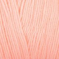 Пряжа Baby, Vita (Китай), 400м, 100гр, 100% акрил, 2858 Персик
