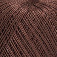 Пряжа Iris (Ирис), YarnArt (Турция), 138м, 20гр, 100% Хлопок мерсеризованный, 932 - Шоколад