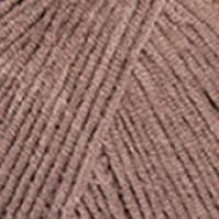 Пряжа JEANS (Джинс), YarnArt (Турция), 160м, 50гр, 55% хлопок, 45% Полиакрил, 71 - Темно-бежевый